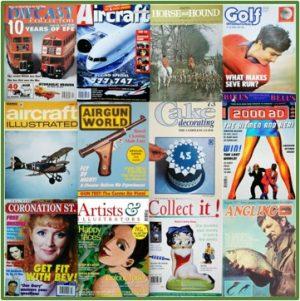 Misc Magazines
