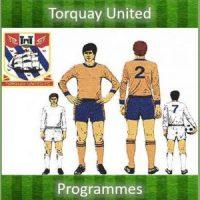 Torquay United Programmes