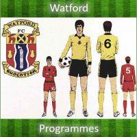 Watford Programmes