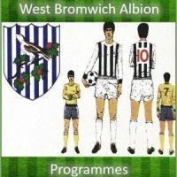 West Bromwich Albion Programmes