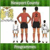 Newport County Programmes