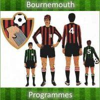 Bournemouth Programmes