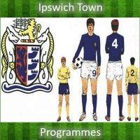 Ipswich Town Programmes
