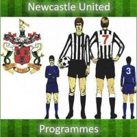 Newcastle Utd Programmes
