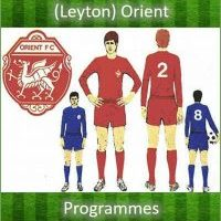 Leyton Orient Programmes