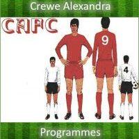 Crewe Alexandra Programmes